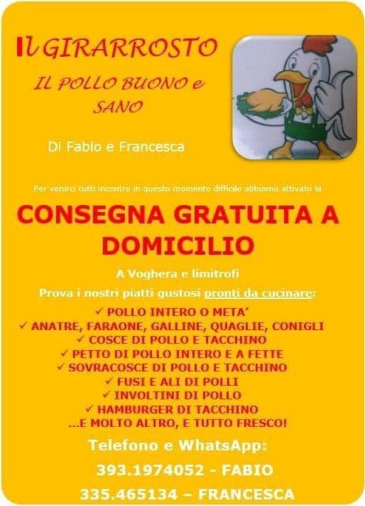 IL GIRARROSTO Voghera / Rosticceria